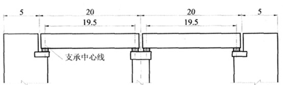 A.40m,50m,20m B.40m,50m,19.5m C.50m,40m,20m D.50m,40m,19.5m 答案:D 解析:梁式桥、板式桥涵的多孔跨径总长为多孔标准跨径的总长;拱式桥涵为两岸桥台内拱线间的距离;其他形式桥梁为桥面系车道长。标准跨径:对于梁桥,是指墩到敦的中心距; 对于拱桥,一般是指净跨径。 12.隧道监控量测中,属于必测的项目是( )。 A.围岩体内位移 B.钢支撑内力及外力 C.拱顶下沉 D.围岩弹性波 答案:C 14.属于视线诱导设施的是( )。 A.分合流标志 B.旅游