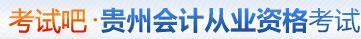 贵州会计从业资格考试网